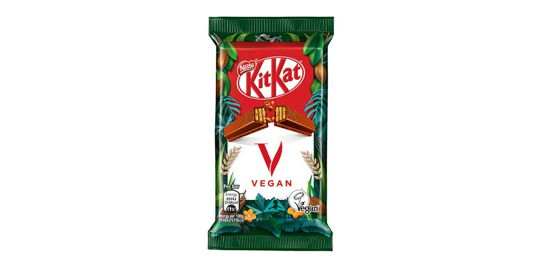 Vegan KitKats are coming soon!