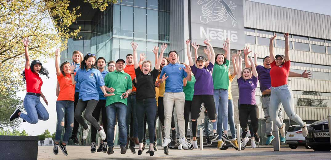 Nestlé Professional's renowned Toque d'Or competition