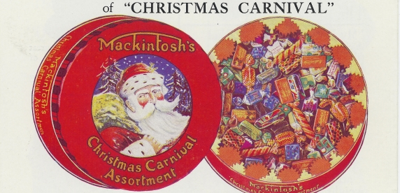 Mackintosh's Christmas Carnival