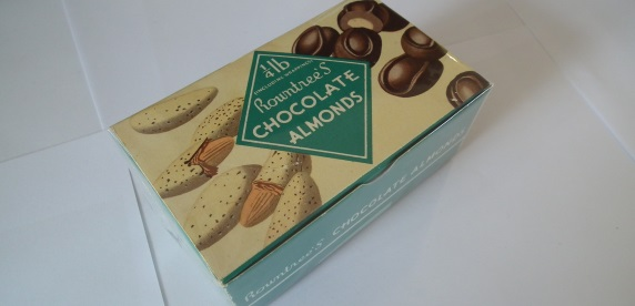 Rowntree's Chocolate Almonds