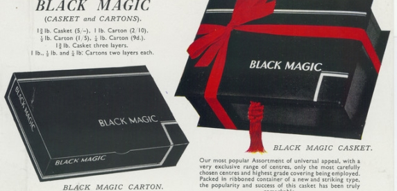 Black Magic classic box