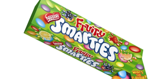 Fruity Smarties