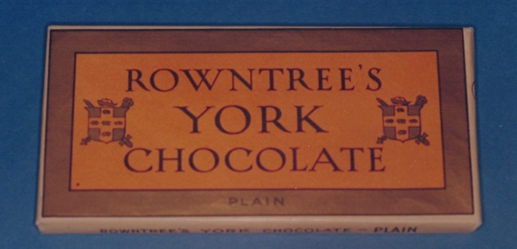 Rowntree's York chocolate