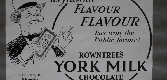 Rowntree's York milk chocolate
