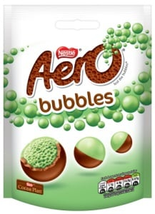 Image of Aero chocolate bar