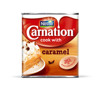 Image of Carnation Caramel tin
