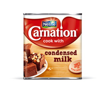 Image of Carnation Sweetened Condensed Milk tin