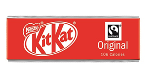 Image of KitKat bar