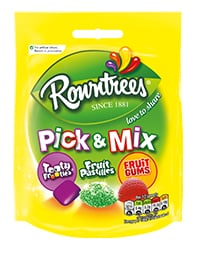 Image of Rowntree's Pick and Mix bag