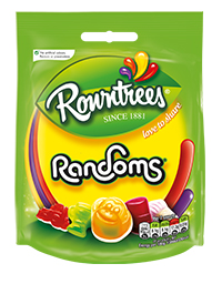 Image of Rowntree's Randoms bag