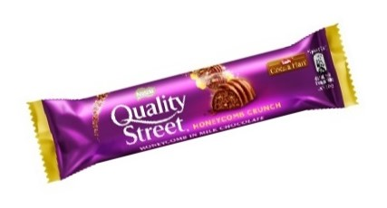Image of Quality Street bar
