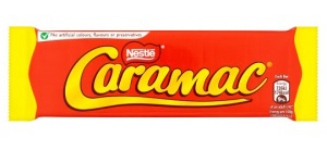 Image of Caramac caramel bar
