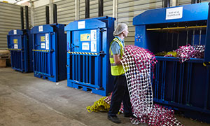 Implementing zero waste to landfill: Tutbury