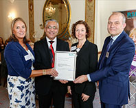Royal Society for Public Health award