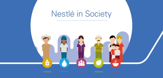 Nestle in Society