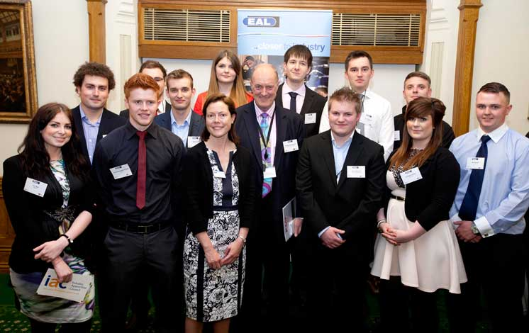 Nestlé Apprentices Meet MPs
