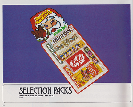 Father Christmas Selection Pack