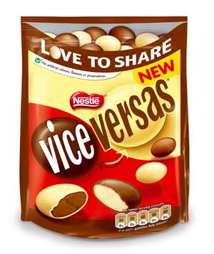 Back By Overwhelming Online Demand Vice Versas Nestlé
