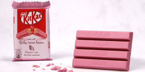Discover A New Chocolate Experience Kitkat Ruby Has Landed
