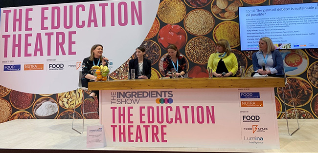 education theatre ingredients show
