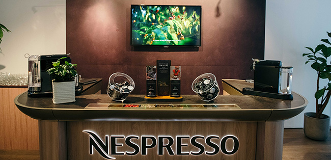 nespresso origins by luke freeman