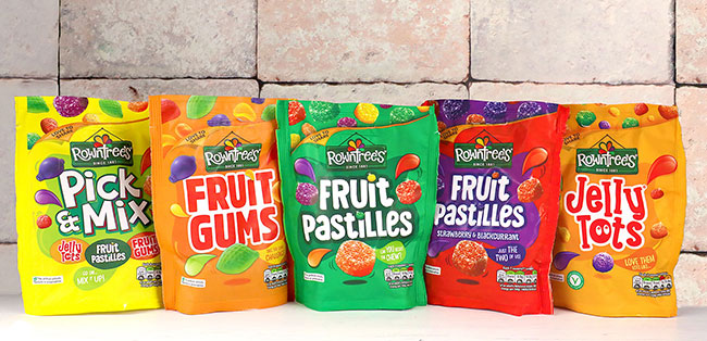 rowntrees sharing bags