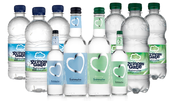 Nestlé Waters acquires majority share in Princes Gate Spring