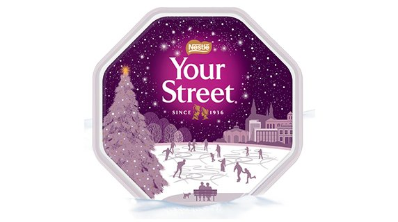 A tin of Quality Street has got your name on it this