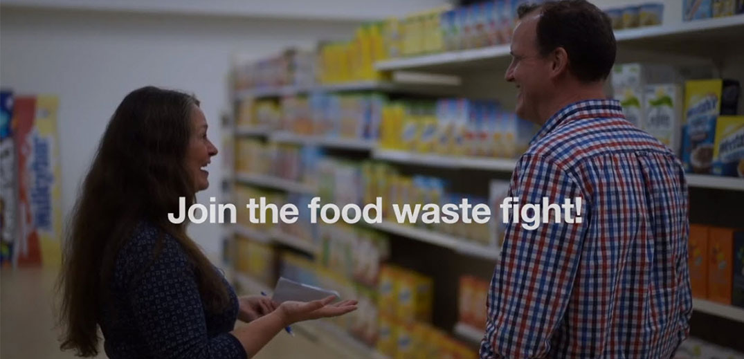 Nestlé progress on food and water waste video series