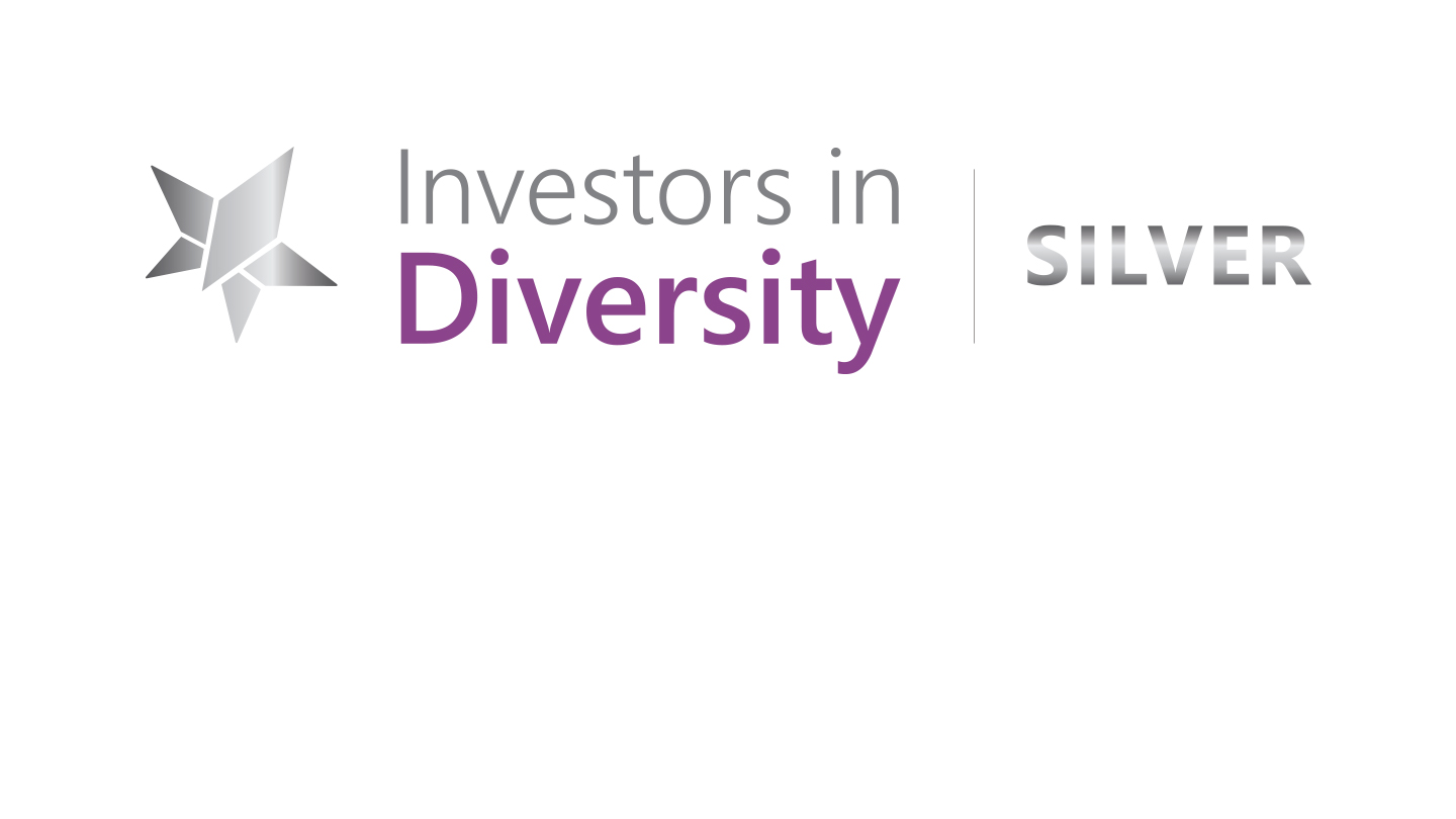 investors in diversity silver accreditation