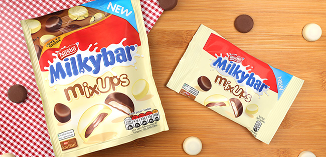 milkybar mix ups packages