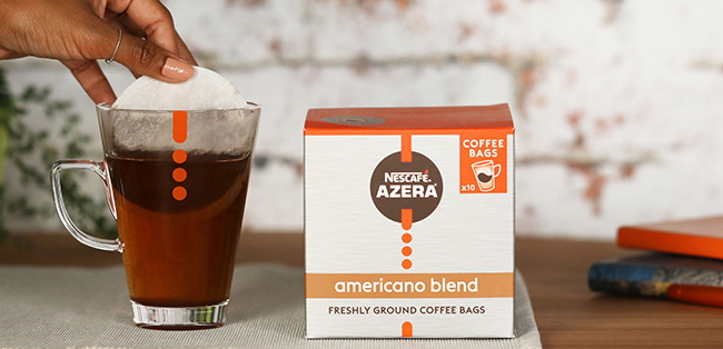 Nescafé Azera Completes Rebrand With Launch Of Roasted