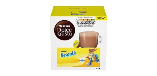 Nesquik Joins The Nescafé Dolce Gusto Line Up Nestlé