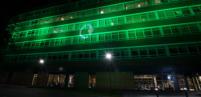 Nestlé York turns green for UK Recycle Week