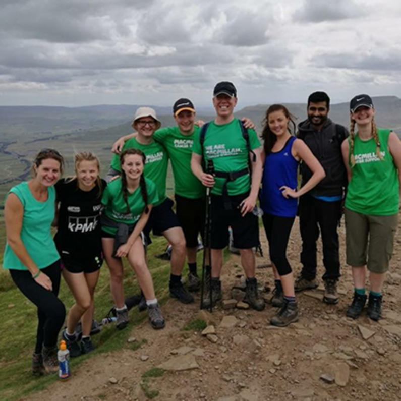 Nestle Confectionery Macmillan Mighty Hike